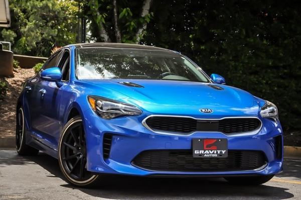 Used 2018 Kia Stinger Premium for sale Sold at Gravity Autos in Roswell GA 30076 2