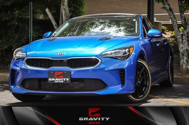 Used 2018 Kia Stinger Premium for sale Sold at Gravity Autos in Roswell GA 30076 1