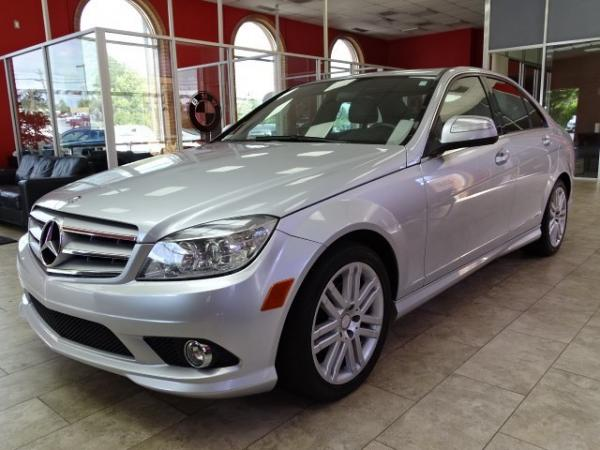 Used 2008 Mercedes-Benz C-Class 3.0L Sport for sale Sold at Gravity Autos in Roswell GA 30076 3