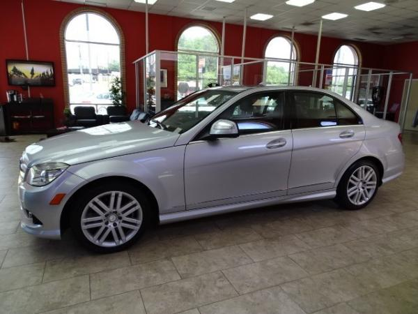 Used 2008 Mercedes-Benz C-Class 3.0L Sport for sale Sold at Gravity Autos in Roswell GA 30076 4