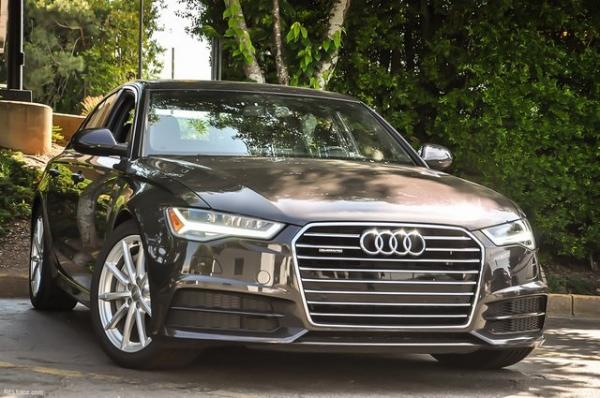 Used 2017 Audi A6 3.0T Premium Plus for sale Sold at Gravity Autos in Roswell GA 30076 2
