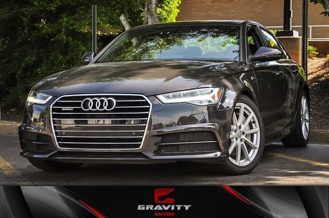 Used 2017 Audi A6 3.0T Premium Plus for sale Sold at Gravity Autos in Roswell GA 30076 1