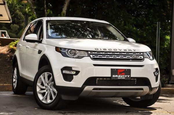 Used 2017 Land Rover Discovery Sport HSE for sale Sold at Gravity Autos in Roswell GA 30076 2