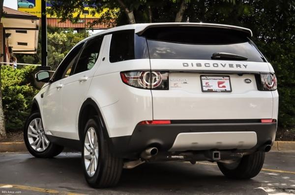 Used 2017 Land Rover Discovery Sport HSE for sale Sold at Gravity Autos in Roswell GA 30076 3