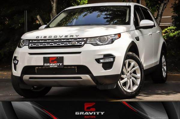 Used 2017 Land Rover Discovery Sport HSE for sale Sold at Gravity Autos in Roswell GA 30076 1