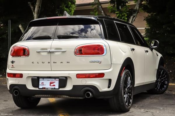 Used 2017 MINI Cooper S Clubman for sale $16,500 at Gravity Autos in Roswell GA 30076 4