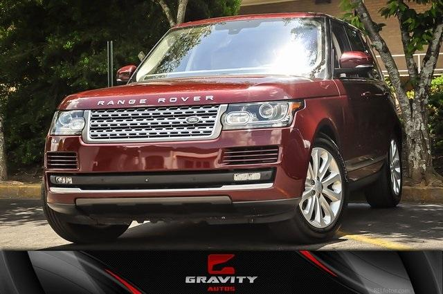 Used 2016 Land Rover Range Rover HSE for sale $38,500 at Gravity Autos in Roswell GA 30076 1