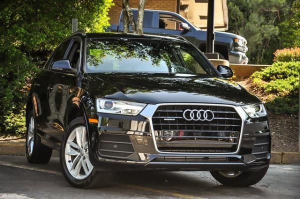 Used 2016 Audi Q3 2.0T Premium Plus for sale Sold at Gravity Autos in Roswell GA 30076 2
