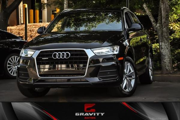 Used 2016 Audi Q3 2.0T Premium Plus for sale Sold at Gravity Autos in Roswell GA 30076 1