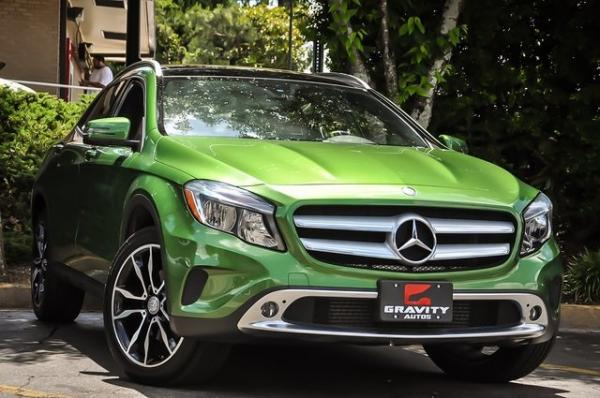Used 2017 Mercedes-Benz GLA GLA 250 for sale $23,250 at Gravity Autos in Roswell GA 30076 2