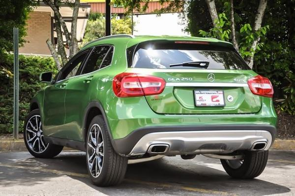 Used 2017 Mercedes-Benz GLA GLA 250 for sale $23,250 at Gravity Autos in Roswell GA 30076 3