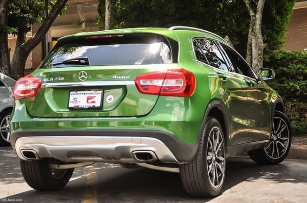 Used 2017 Mercedes-Benz GLA GLA 250 for sale $23,250 at Gravity Autos in Roswell GA 30076 4