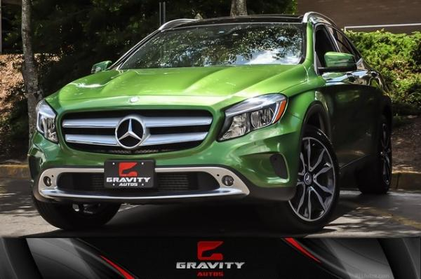 Used 2017 Mercedes-Benz GLA GLA 250 for sale $23,250 at Gravity Autos in Roswell GA 30076 1