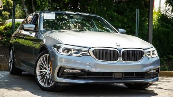 Used 2018 BMW 5 Series 540i for sale $35,900 at Gravity Autos in Roswell GA 30076 2