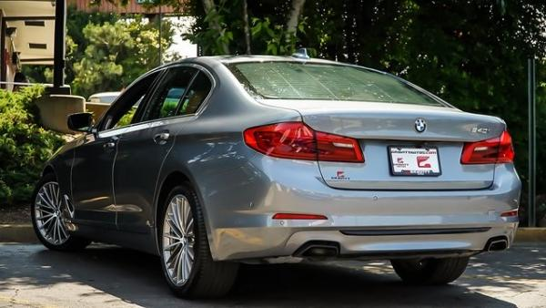 Used 2018 BMW 5 Series 540i for sale $35,900 at Gravity Autos in Roswell GA 30076 3