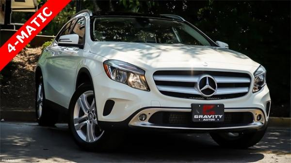 Used 2017 Mercedes-Benz GLA GLA 250 for sale $22,700 at Gravity Autos in Roswell GA 30076 2