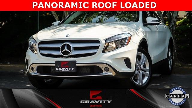 Used 2017 Mercedes-Benz GLA GLA 250 for sale $22,700 at Gravity Autos in Roswell GA 30076 1