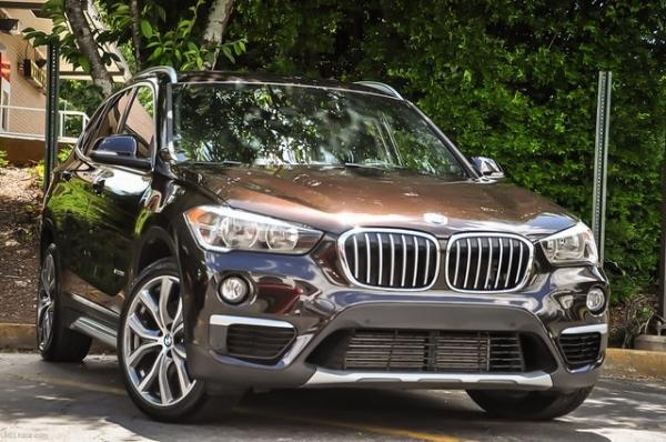 Used 2017 BMW X1 sDrive28i for sale $19,795 at Gravity Autos in Roswell GA 30076 2