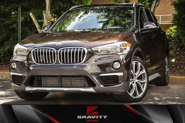 Used 2017 BMW X1 sDrive28i for sale $19,795 at Gravity Autos in Roswell GA 30076 1