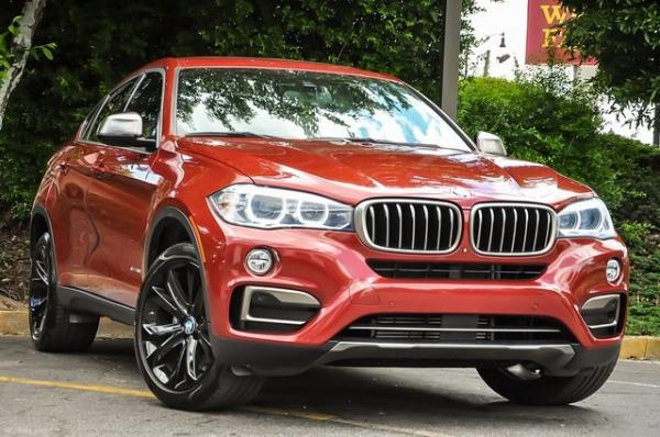Used 2017 BMW X6 sDrive35i for sale $32,995 at Gravity Autos in Roswell GA 30076 2