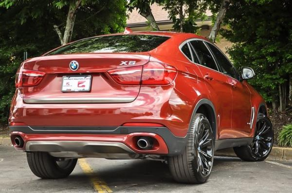 Used 2017 BMW X6 sDrive35i for sale $32,995 at Gravity Autos in Roswell GA 30076 4