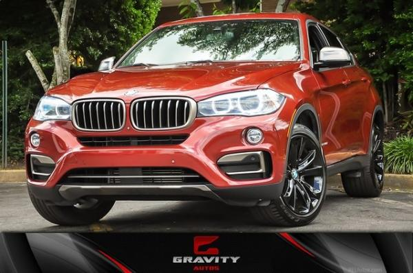 Used 2017 BMW X6 sDrive35i for sale $32,995 at Gravity Autos in Roswell GA 30076 1