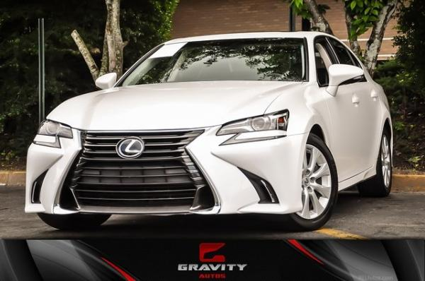 Used 2016 Lexus GS 200t for sale $23,200 at Gravity Autos in Roswell GA 30076 1