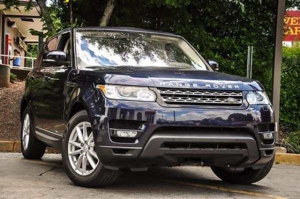 Used 2016 Land Rover Range Rover Sport 3.0L V6 Supercharged SE for sale Sold at Gravity Autos in Roswell GA 30076 2