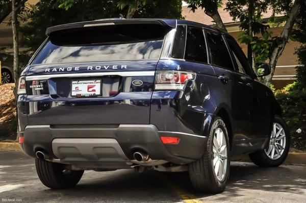 Used 2016 Land Rover Range Rover Sport 3.0L V6 Supercharged SE for sale Sold at Gravity Autos in Roswell GA 30076 4