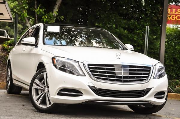 Used 2016 Mercedes-Benz S-Class S 550 for sale $43,995 at Gravity Autos in Roswell GA 30076 2