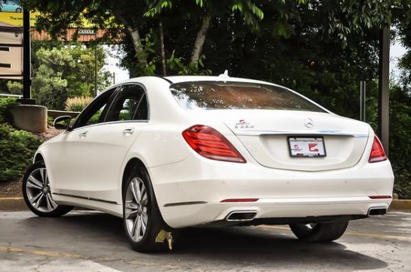 Used 2016 Mercedes-Benz S-Class S 550 for sale $43,995 at Gravity Autos in Roswell GA 30076 3
