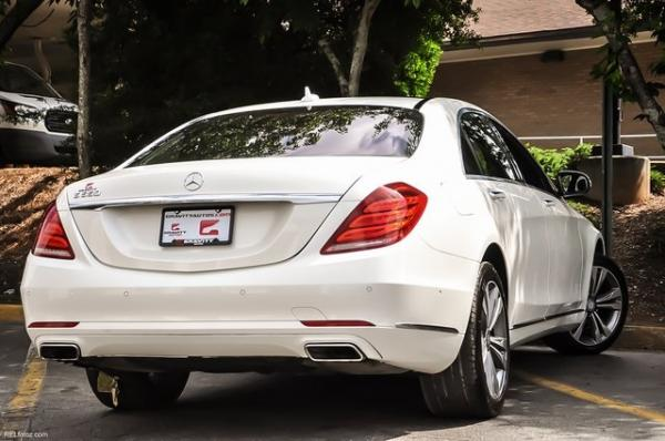 Used 2016 Mercedes-Benz S-Class S 550 for sale $43,995 at Gravity Autos in Roswell GA 30076 4