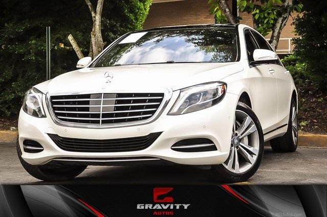 Used 2016 Mercedes-Benz S-Class S 550 for sale $43,995 at Gravity Autos in Roswell GA 30076 1