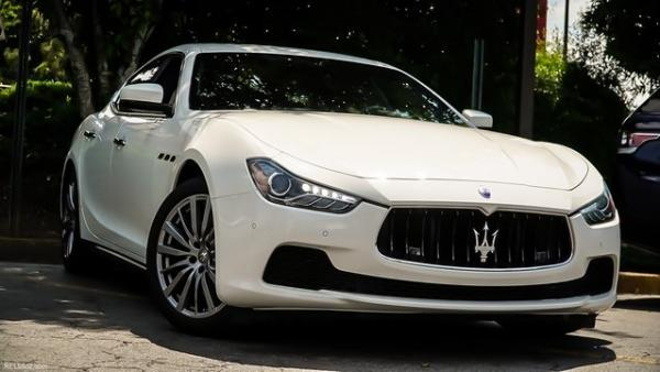 Used 2017 Maserati Ghibli for sale $29,600 at Gravity Autos in Roswell GA 30076 2