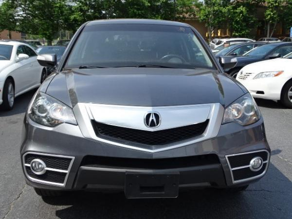 Used 2012 Acura RDX Tech Pkg for sale Sold at Gravity Autos in Roswell GA 30076 2