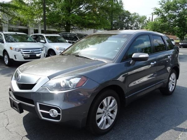 Used 2012 Acura RDX Tech Pkg for sale Sold at Gravity Autos in Roswell GA 30076 3