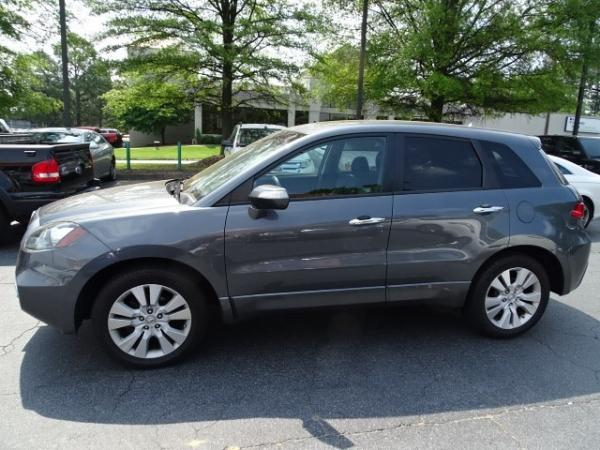 Used 2012 Acura RDX Tech Pkg for sale Sold at Gravity Autos in Roswell GA 30076 4