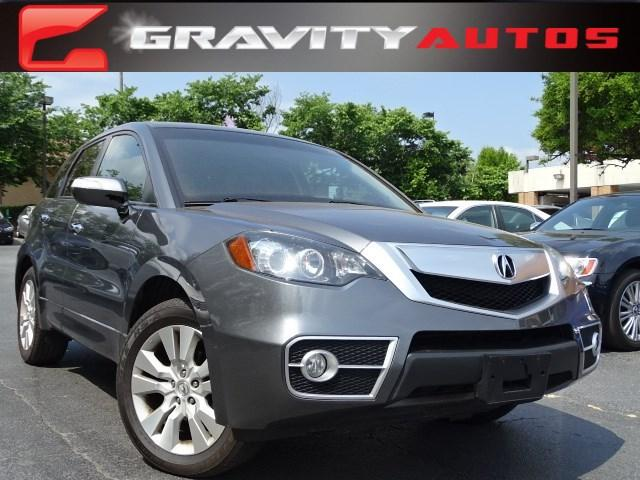 Used 2012 Acura RDX Tech Pkg for sale Sold at Gravity Autos in Roswell GA 30076 1