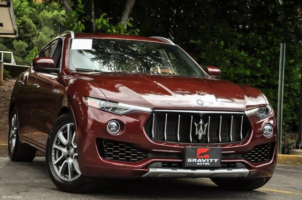 Used 2017 Maserati Levante for sale Sold at Gravity Autos in Roswell GA 30076 2