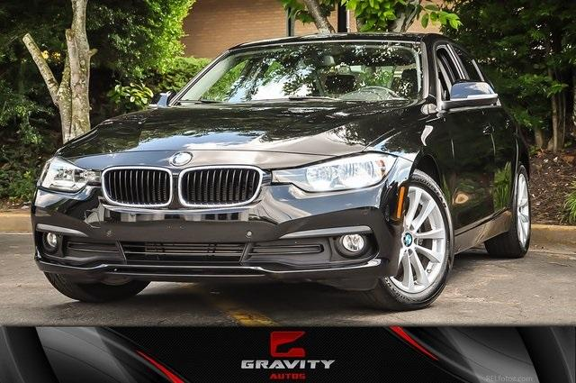 Used 2017 BMW 3 Series 320i for sale $17,500 at Gravity Autos in Roswell GA 30076 1