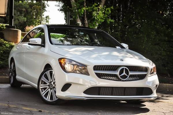 Used 2018 Mercedes-Benz CLA CLA 250 for sale $23,300 at Gravity Autos in Roswell GA 30076 2