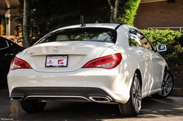 Used 2018 Mercedes-Benz CLA CLA 250 for sale $23,300 at Gravity Autos in Roswell GA 30076 4