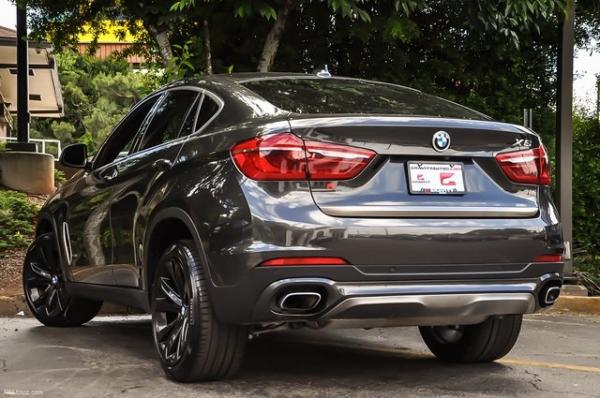 Used 2018 BMW X6 sDrive35i for sale Sold at Gravity Autos in Roswell GA 30076 3