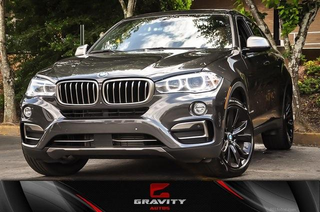 Used 2018 BMW X6 sDrive35i for sale Sold at Gravity Autos in Roswell GA 30076 1