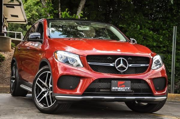 Used 2017 Mercedes-Benz GLE GLE 43 AMG® Coupe for sale Sold at Gravity Autos in Roswell GA 30076 2