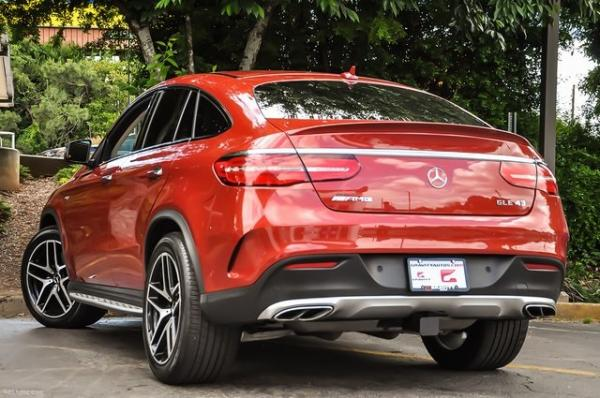 Used 2017 Mercedes-Benz GLE GLE 43 AMG® Coupe for sale Sold at Gravity Autos in Roswell GA 30076 3