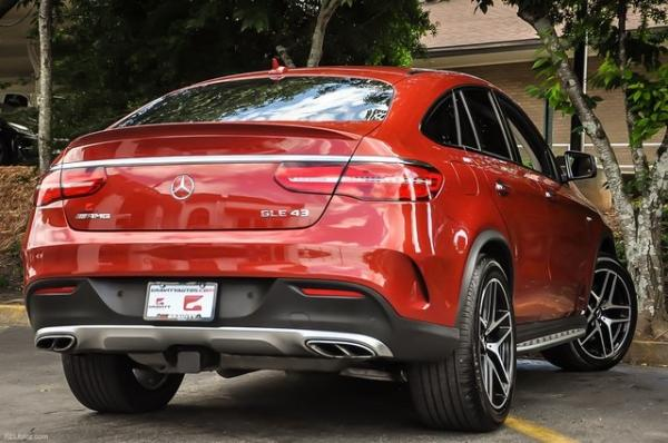 Used 2017 Mercedes-Benz GLE GLE 43 AMG® Coupe for sale Sold at Gravity Autos in Roswell GA 30076 4