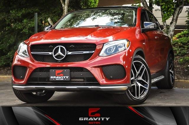 Used 2017 Mercedes-Benz GLE GLE 43 AMG® Coupe for sale Sold at Gravity Autos in Roswell GA 30076 1