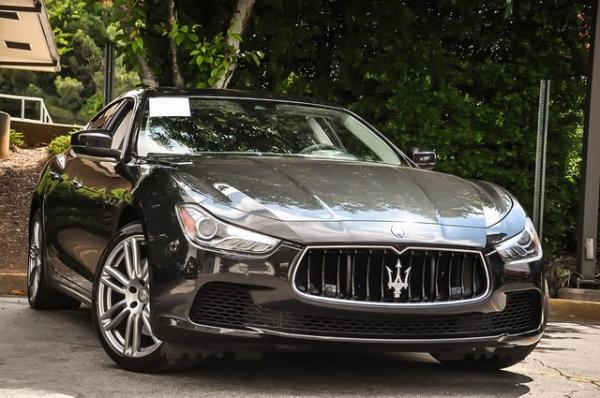 Used 2017 Maserati Ghibli S for sale $31,700 at Gravity Autos in Roswell GA 30076 2