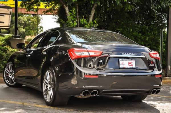 Used 2017 Maserati Ghibli S for sale $31,700 at Gravity Autos in Roswell GA 30076 3